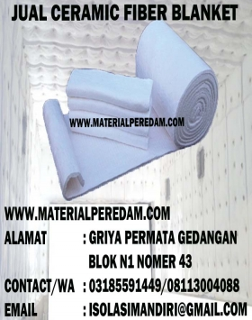 Ceramic Fiber Blanket Insulation 50MM