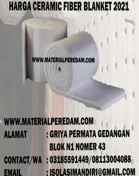 Ceramic fiber blanket D64 25MM