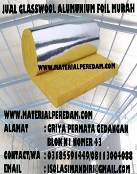 Glasswool Lapis Alumunium Foil 25mm