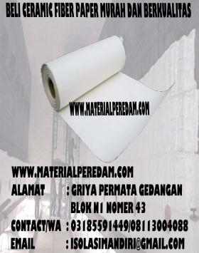 Ceramic Fiber Paper 5mm