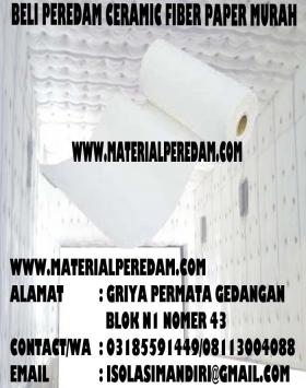CERAMIC FIBER PAPER METERAN 5mm